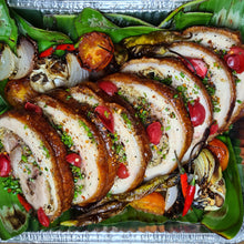 Load image into Gallery viewer, Pinoy Lechon Belly W/ Hibe Rice