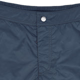 Navy tailored swim short