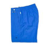 Ocean tailored mid-length swim short