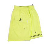 Lemon elasticated swim short