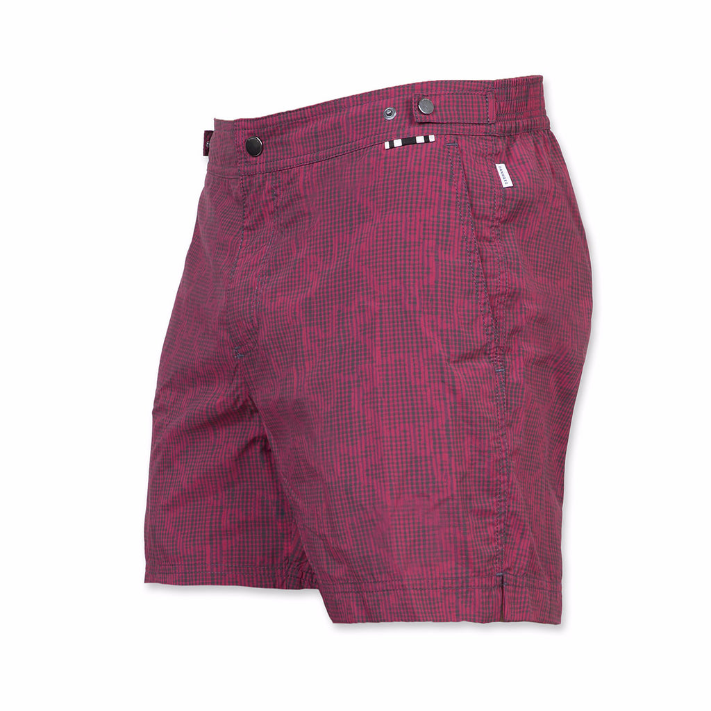Ruby tailored mid-length swim short