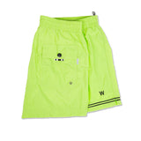 Reef green elasticated swim short