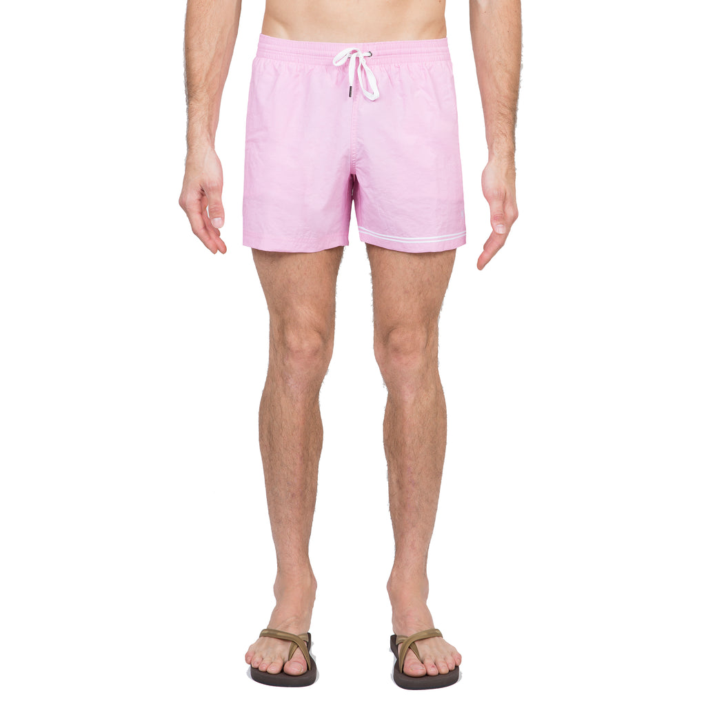 Rose elasticated swim short