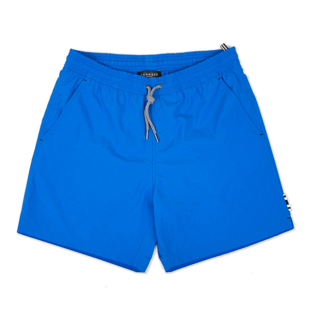 Ocean elasticated mid-length swim short