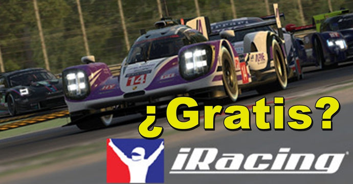 Iracing Gratis ¡Que no te engañen!