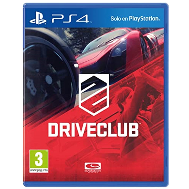 driveclub simracing ps4