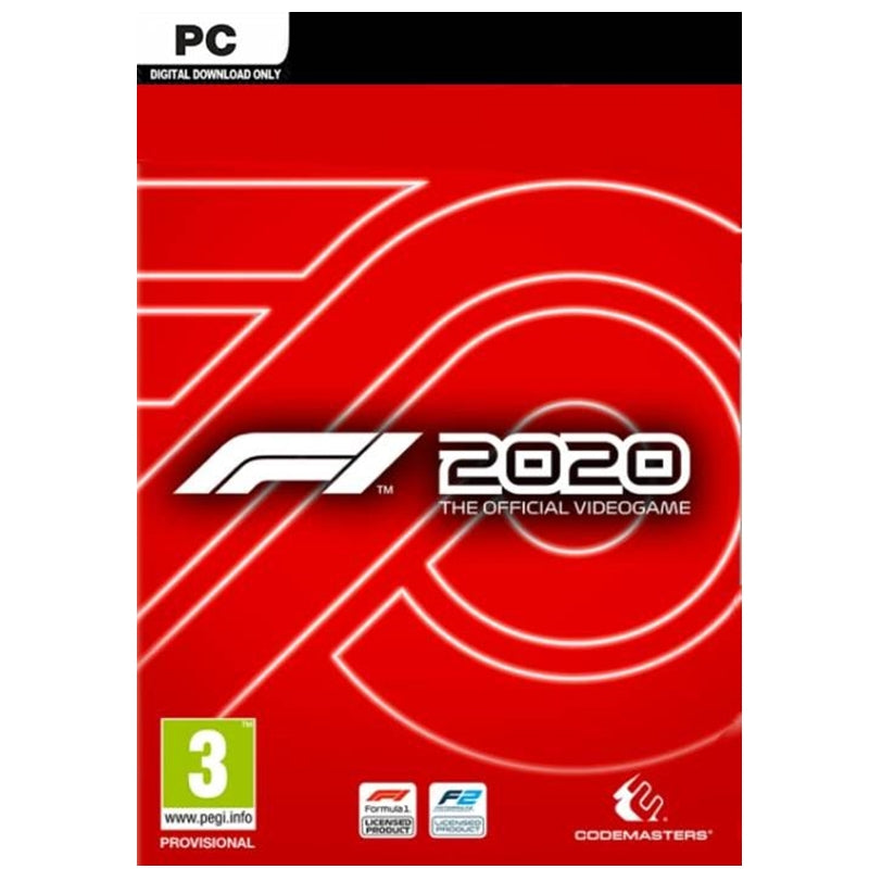 F1 2020 Codemasters simracing