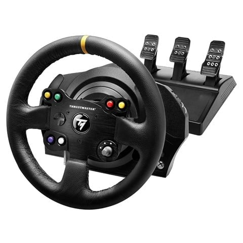 Thrustmaster TX Racing Wheel Leather Edition Análisis