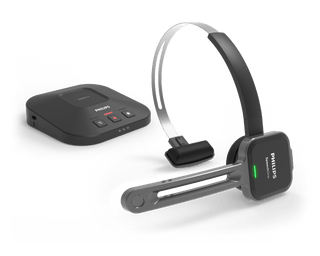 Wireless headsets for speech recognition
