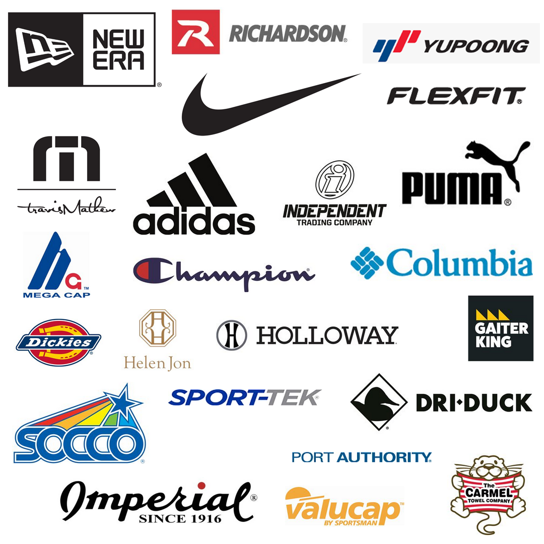 Brands Available On PrintingStudio.com