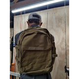 Rudolph Millitary Style Backpack