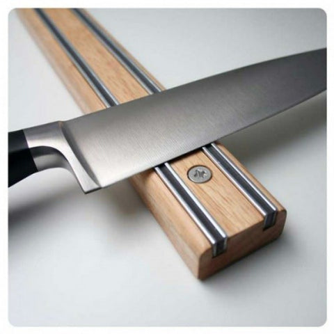 Bisbell Wooden Magnetic Knife Rack 300mm
