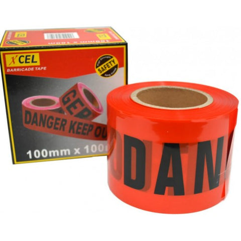 Danger Tape Keep Out - 100m