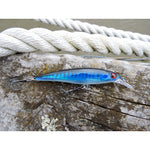 SnapperTackle 110mm Bibbed Minnow Mackerel