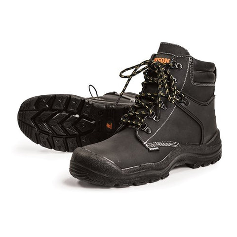 WOLF LACE UP SAFETY BOOT