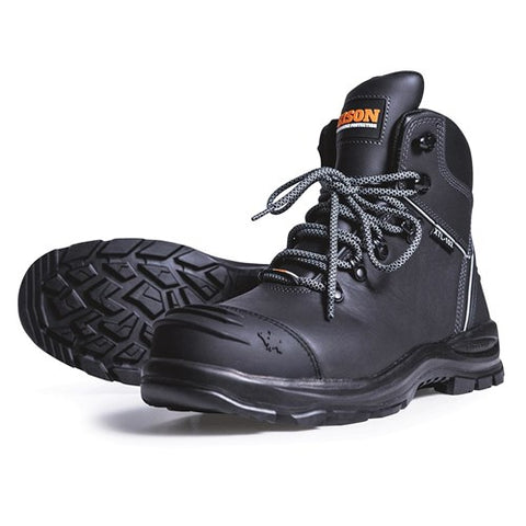 XT LACE UP SAFETY BOOT