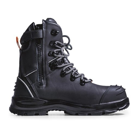XT HIGH LEG  LACE UP SAFETY BOOT