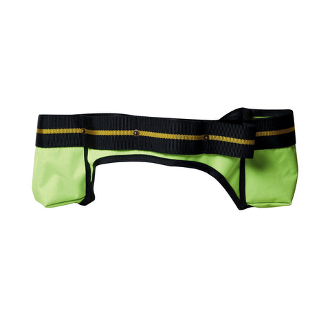 POLYESTER LOGGERS TOOLBELT - Green