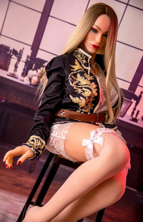 155CM(5ft1') Brown Hair Luxury Love Dolls - S25 Isabella