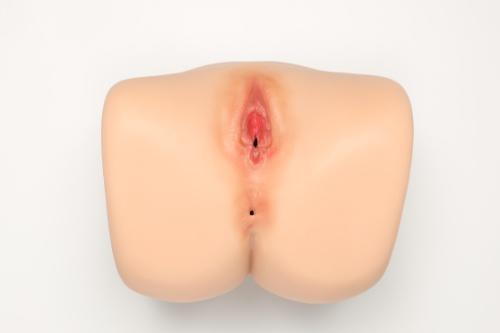Silicone Realistic Masturbation Sex Buttock Toy