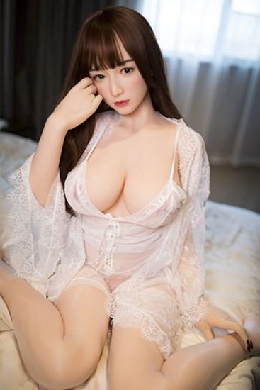 159 (5ft2') White Lace Sex Doll RS Version - T1 Miyou