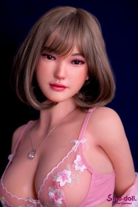 162cm(5.4ft) Hyper-Realism Painting Silicone Sex Doll - S35 Lin Chacha