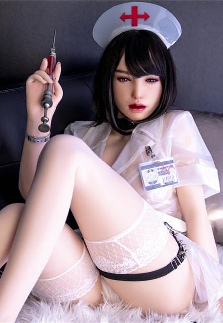 160cm(5.2ft) Hyper-Realism Painting Silicone Sex Doll - S32 Linyu