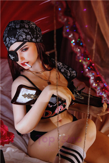 163 (5ft4') Pirate Sex Doll RRS Version - T6 Mina