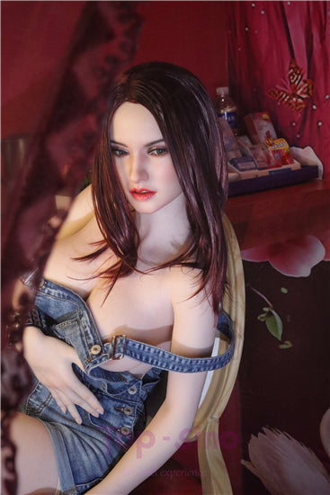 163 (5ft4') Sex Doll In Jeans RRS Version - T6 Mina