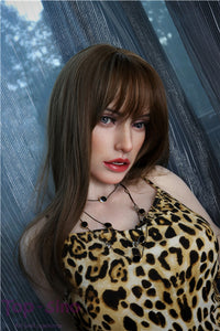 163 (5ft4') Leopard Sex Doll RRS Version - T7 Hazel