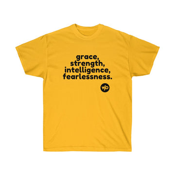 Grace & Strength Spiritual T-Shirt