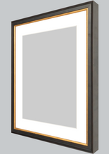 Load image into Gallery viewer, Certificate Black and Gold-Frame