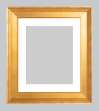 Load image into Gallery viewer, Certificate Wide Gold