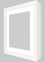 Load image into Gallery viewer, Gallery Deep White-Frame