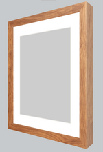 Load image into Gallery viewer, gallery-light-walnut-custom-frame
