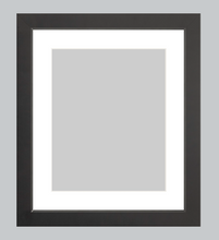 Load image into Gallery viewer, gallery-mid-black-custom-frame