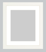 Load image into Gallery viewer, Gallery Mid White- Frame