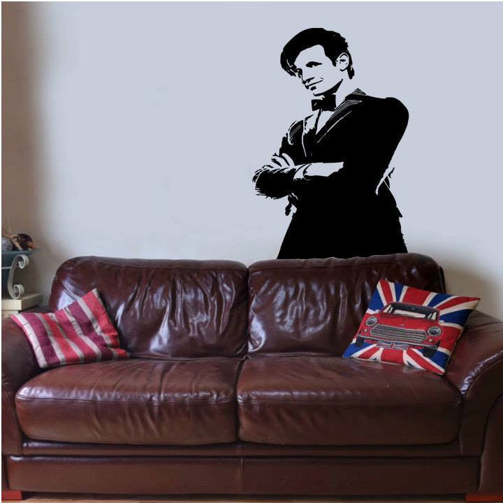 "Doctor Who Himself Whovian - 23"" Die Cut Vinyl Wall Decal Sticker"