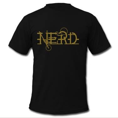 NERD T-shirt | Blasted Rat
