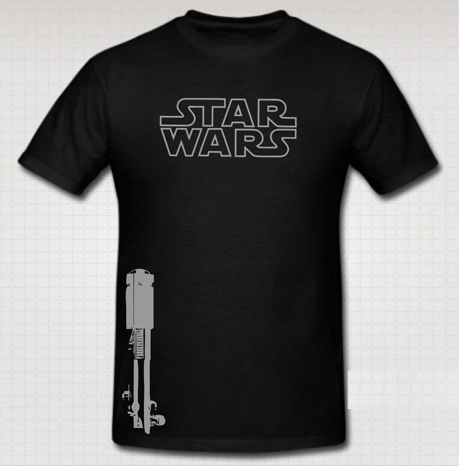Star Wars Lightsaber T-shirt