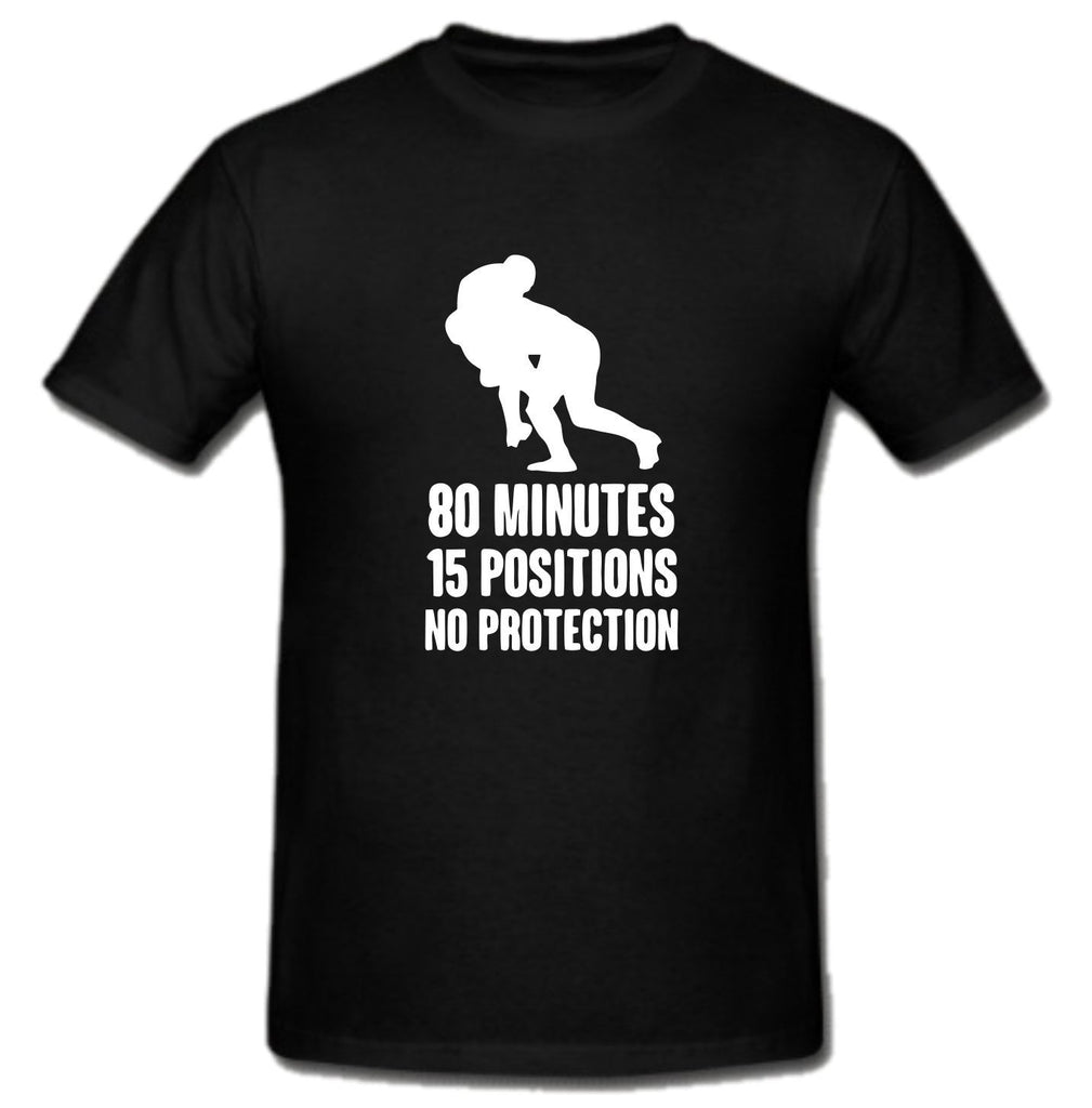 80 Minutes 15 Positions T-Shirt