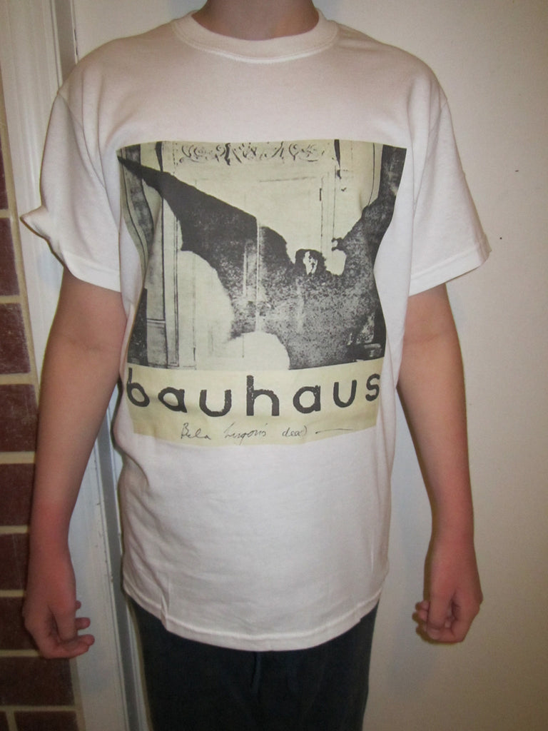 Bauhaus Punk Rock T-shirt