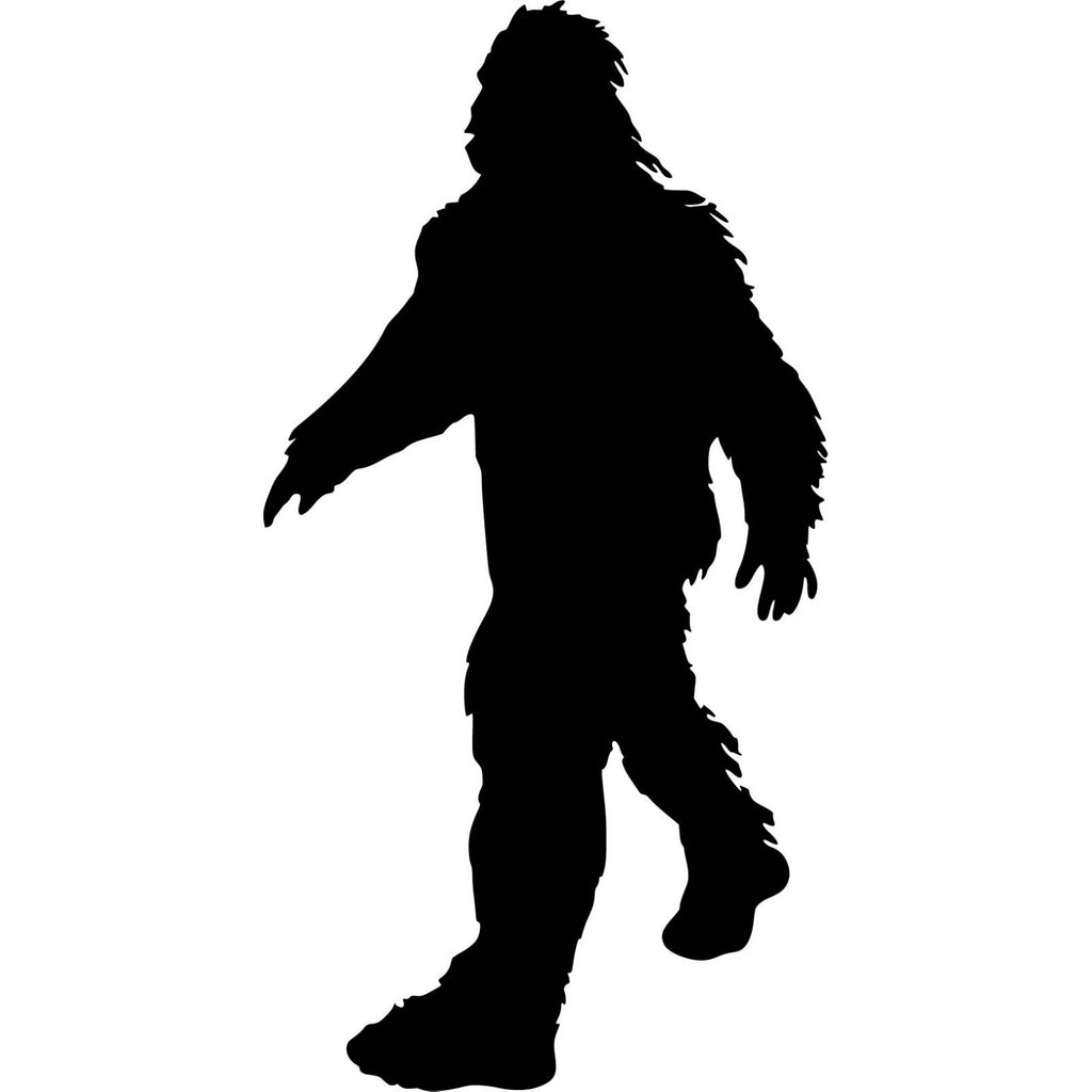 Bigfoot - Die Cut Vinyl Sticker Decal