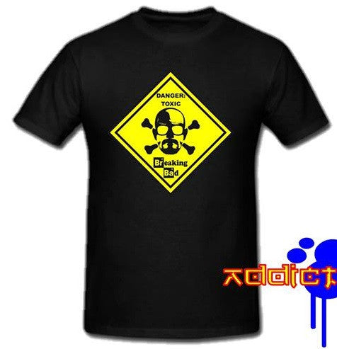Breaking Bad Danger: Toxic T-shirt
