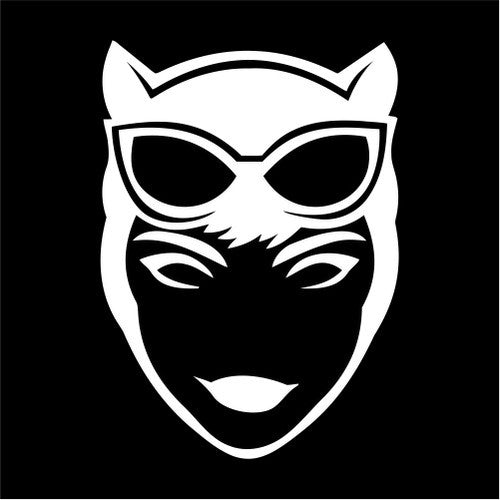Catwoman, Batman - Die Cut Vinyl Sticker Decal