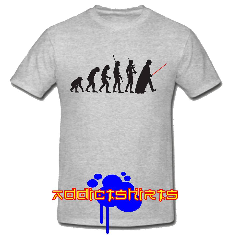 Star Wars Evolution T-shirt