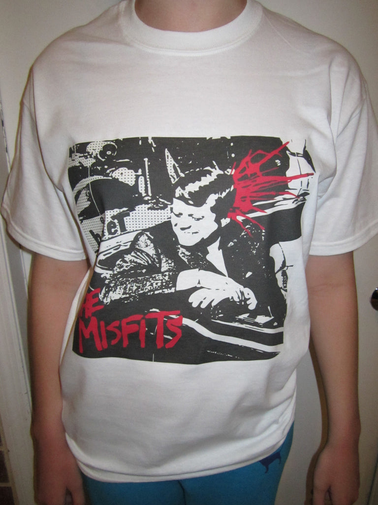 The Misfits Punk Rock T-shirt