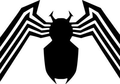 Spiderman Venom Logo | Die Cut Vinyl Sticker Decal | Blasted Rat
