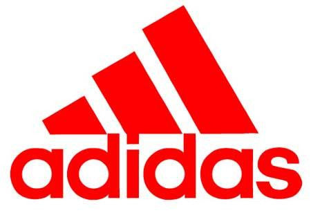 Adidas Logo Style 2 | Die Cut Vinyl Sticker Decal | Blasted Rat