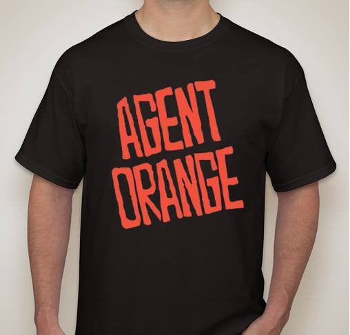 Agent Orange Punk Rock Band Music T-shirt | Blasted Rat